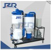 山西环保自动循环回收式喷砂机JZR-1DT型