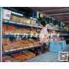 广州牛力仓储货架厂供应食物仓库仓储货架