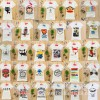 16夏季女装短袖t恤女式韩版印花学生t恤打底女士衣服地摊货源