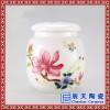 陶瓷茶叶罐订做 中国红陶瓷茶叶罐 陶瓷密封罐