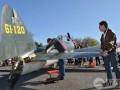 零式战机二战后初次在日本复飞 美国飞行员驾机