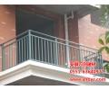 名声好的锌钢护栏供应商推荐——杭州阳台护栏价格