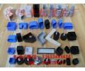 塑料脚套钢管套橡胶套脚调节脚-洛阳卓航生产
