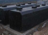 污水处理一体化设备 无锡