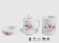 高档景德镇陶瓷陶瓷茶具批发加盟热线