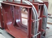 爐底密封改造用非金屬膨脹節耐高耐溫酸堿