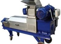 果蔬挤压机、餐厨压榨机、蔬菜榨汁机、尾菜压榨机
