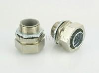 四川生产铜镀镍直接头 国际ISO 美标NPT 日标 德标螺纹