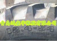 轮胎12.4-54特大人字轮胎农用轮胎型号齐全拖拉机农机配件
