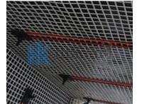 矿用高强聚酯纤维柔性网