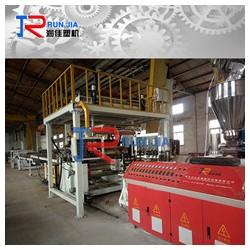 选购价格优惠的地板设备就选青岛润佳塑料|钙塑地板设备生产商