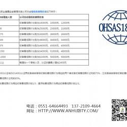想要优惠的OHSAS18001认证服务,就找安徽博天亚管理咨询_六安OHSAS18001认证目的