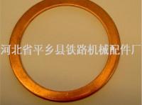 供应生产紫铜垫黄铜垫