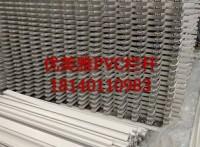 成都都江堰PVC围墙栏杆质优价实