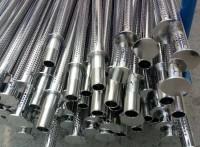 厂家供应脱脂棉不锈钢骨架 不锈钢冲孔网骨架 圆孔过滤管
