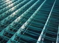 供应低碳钢丝材质碰网 镀锌碰焊网 地暖网片铁丝网片