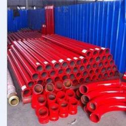 沧州生产热销泵管 混凝土机械配件 混凝土泵管弯管 泵车配件等