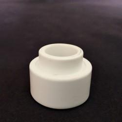 耐热、高强大功率电阻器绝缘子特点介绍,厂家批发绝缘陶瓷管