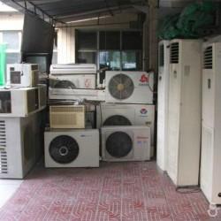 西安空调回收专业制冷设备回收