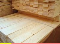 芬兰云杉板材 芬兰松防腐木户外 深度碳化木板材