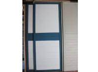 实木移门包覆材料 平开门推拉门环保门板不变形门板柜门