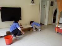 临沂保洁公司介绍现在的保洁范围