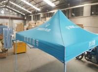 户外折叠帐篷厂家订做3米展览折叠帐篷 广告折叠帐篷批发