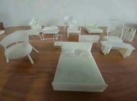 科品3D打印光敏树脂模型是由SLA快速成型专用的3D打印模型