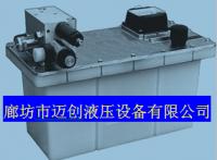 供应2.2KW升降平台油浸式液压站