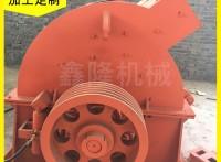 小型移动砖瓦破碎制砂机 废水泥垫块锤式破碎机 辉县制砂机厂家