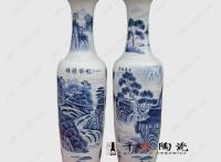 开业礼品大花瓶 落地陶瓷花瓶批发