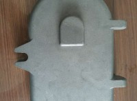 铝压铸件表面处理喷粉(即粉沫喷涂)介绍: