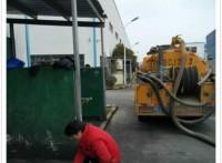 苏州高新区清理管道污泥——抽污水