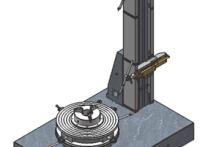 航空发动机测量设备高精度转台