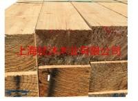 辐射松建筑工程木方,辐射松枕木,辐射松无节材批发
