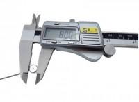 8mm直径超薄尺寸电阻应变式圆形测力传感器
