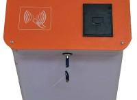 室外防水立式消费机刷卡消费