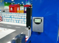 游乐场项目扣费器消费机系统