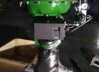 气动高压调节阀/气动薄膜式高压调节阀