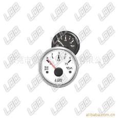 机油压力传感器专用压力表,0~10Bar