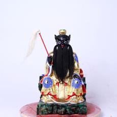 厂家直销香樟木雕刻北斗南斗星君神像寺庙家用供奉佛像摆件可定制