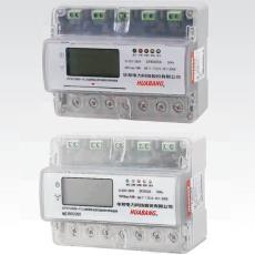 DTSYU866-YC三相导轨式多功能预付费电能表(远程售电)