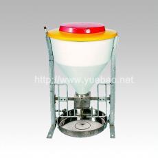 厂家批发 价格优惠 FS01 养殖养殖设备 喂猪槽 塑胶干湿猪料槽