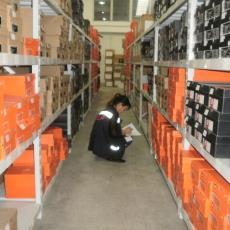 快消品化妆品鞋服等盘点服务国内国际快递物流仓储服务货代等