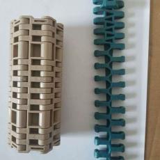 来图定制 厂家直销机食品机械 输送塑料网带链板异形件 啤酒厂