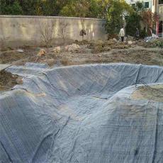 量大可定做鱼塘化工厂防渗水垃圾填埋水库防渗膨润土防水毯现货