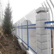 实体厂家批发锌钢护栏 铁艺围栏厂区围墙 道路护栏网