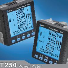 多功能集合式电力仪表 电量参数显示仪器 液晶屏幕显示电力仪表