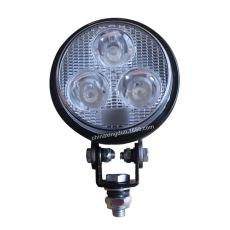 工程辅助灯 聚光射灯 厂家直销LED-130-3 汽车大灯 LED圆形工作灯
