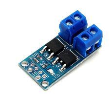 PWM调节电子开关控制板 触发开关驱动模块15A 大功率MOS场效应管